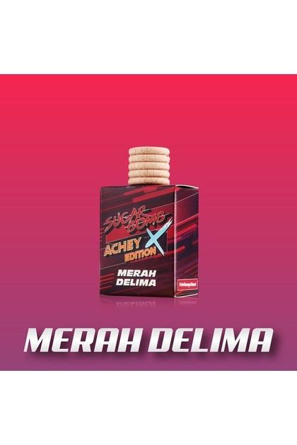 Sugarbomb Air Freshener X Achey Edition