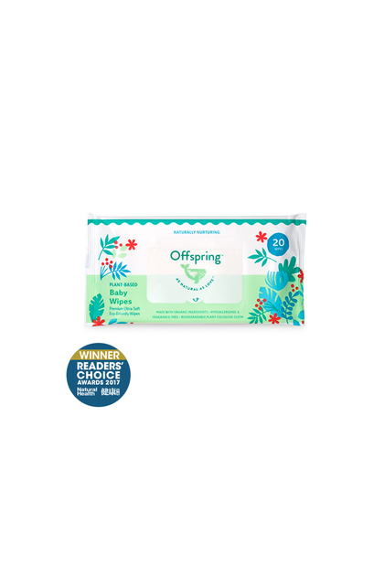 Offspring Natural Ultra-Thin Tapes Trial Pack 3pcs - S / M