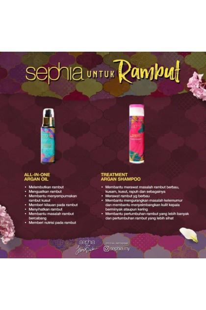 Sephia Argan Oil All-In-One Hair & Skin by Janna Nick 100ml