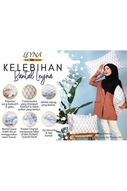Leyna Set Petunia Luxury Hotel Pillow - 4 pieces Leyna Favourite