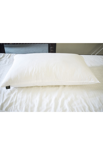 The Sultan Feather Synthetic Pillow 1.3kg - 4 Star [Medium Soft]